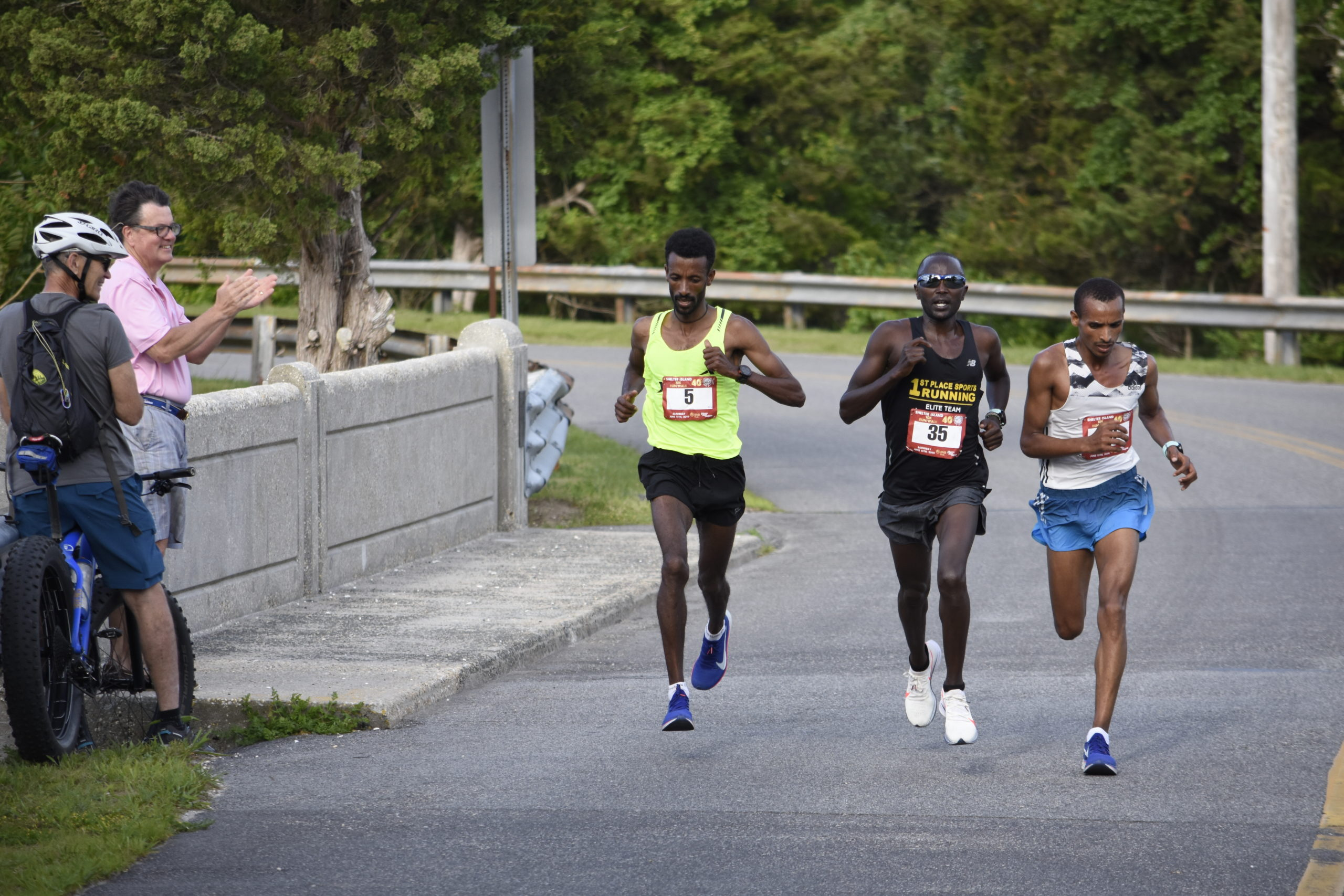 The 2019 Shelter Island 10K.  EXPRESS FILE