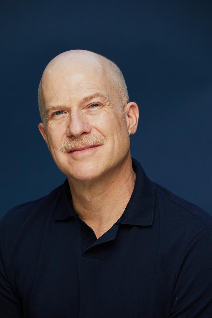 Author Richie Jackson.