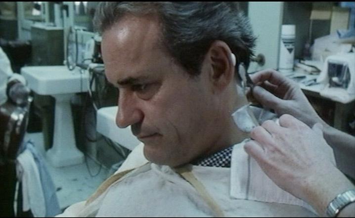 Paul McIsaac as Doc in Robert Kramer's 1990 film