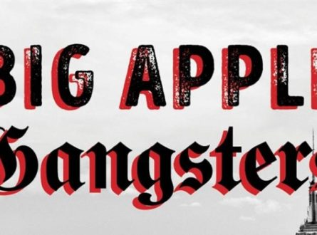 "Book release event, live Via Zoom, Jeffrey Sussman, ""Big Apple Gangsters"""