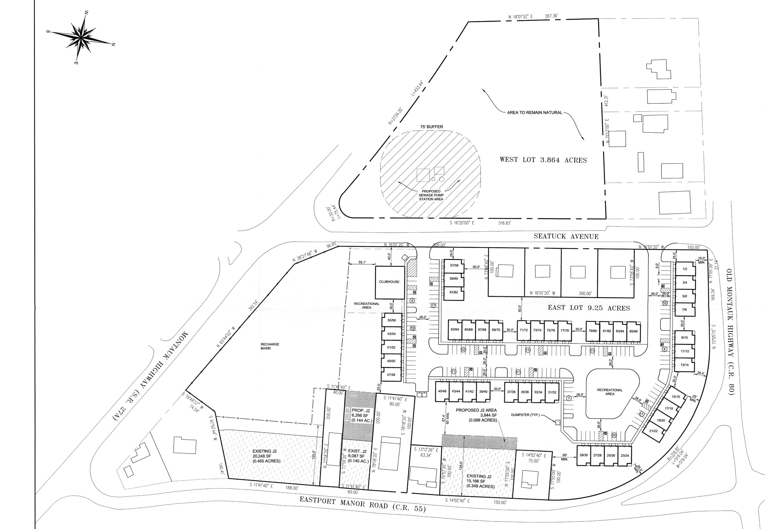 An 86-unit planned retirement community is proposed in Eastport.