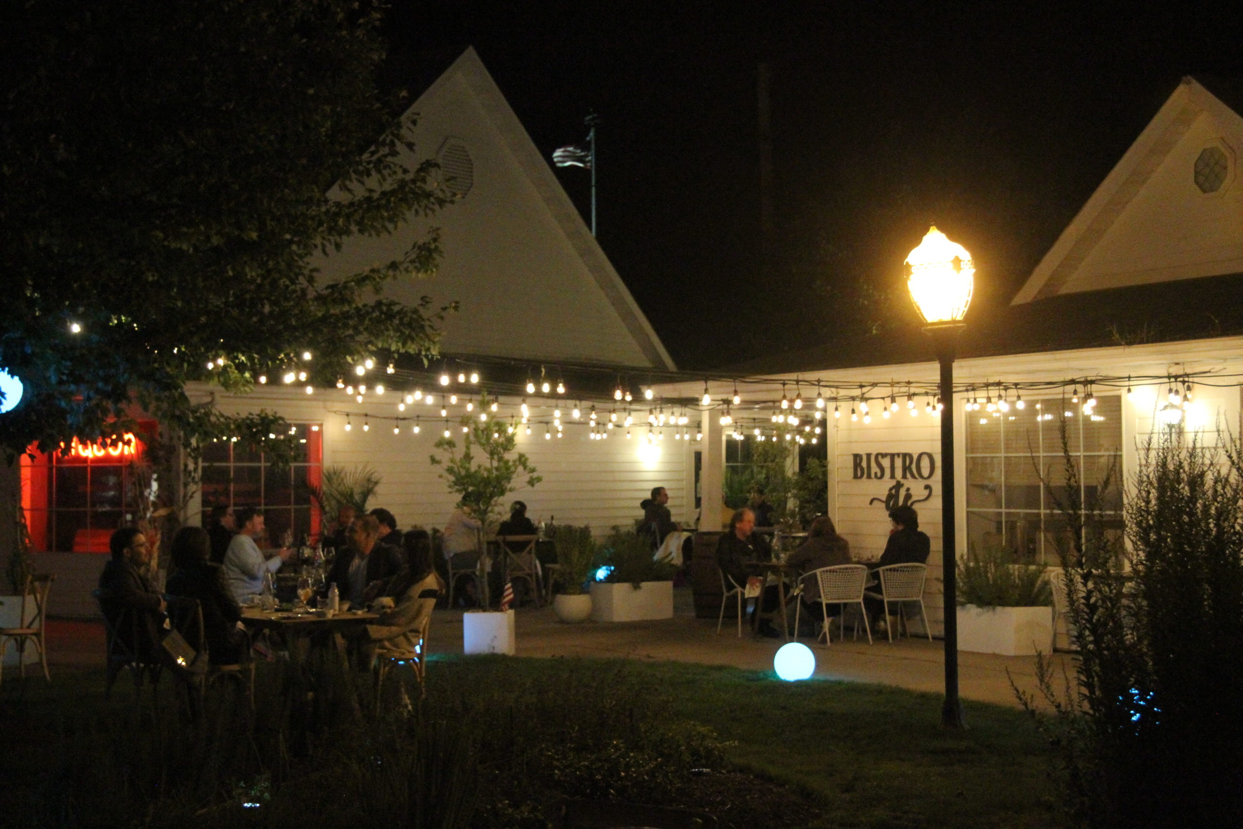 Bistro Ete in Water Mill