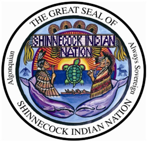 The Shinnecock Nation this week announced it has inked a new casino development contract with the Hard Rock Hotel & Casino chain, which is owned by the Florida-based Seminole Tribe.