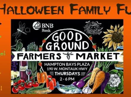 Halloween Family Fun at the Good Ground Farmers Market