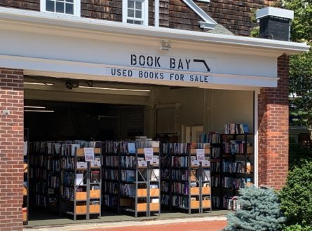 The Bridgehampton Association BOOK BAY