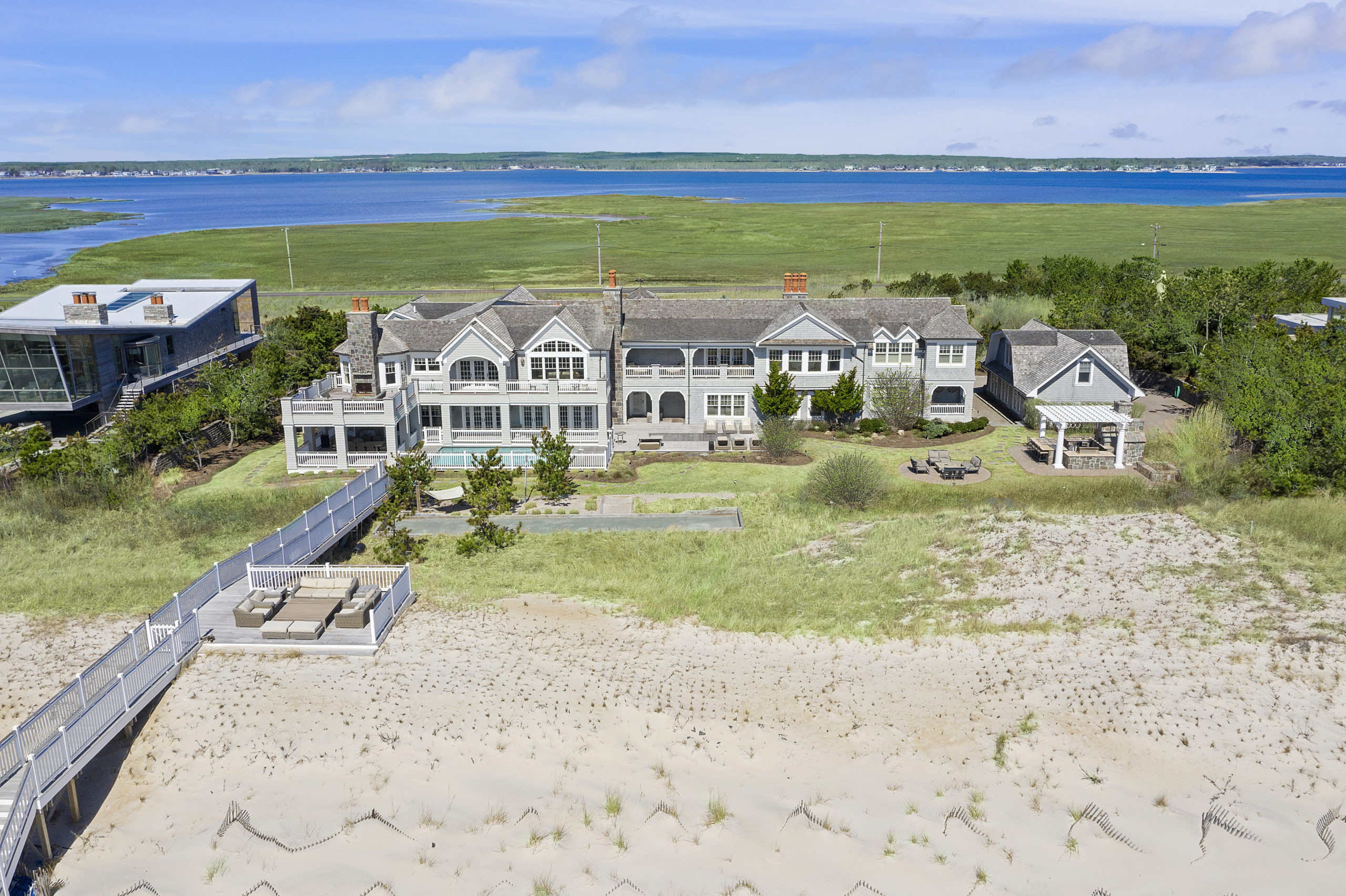 59 Dune Road, East Quogue.