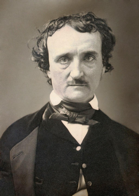 Edgar Allan Poe, circa 1849.