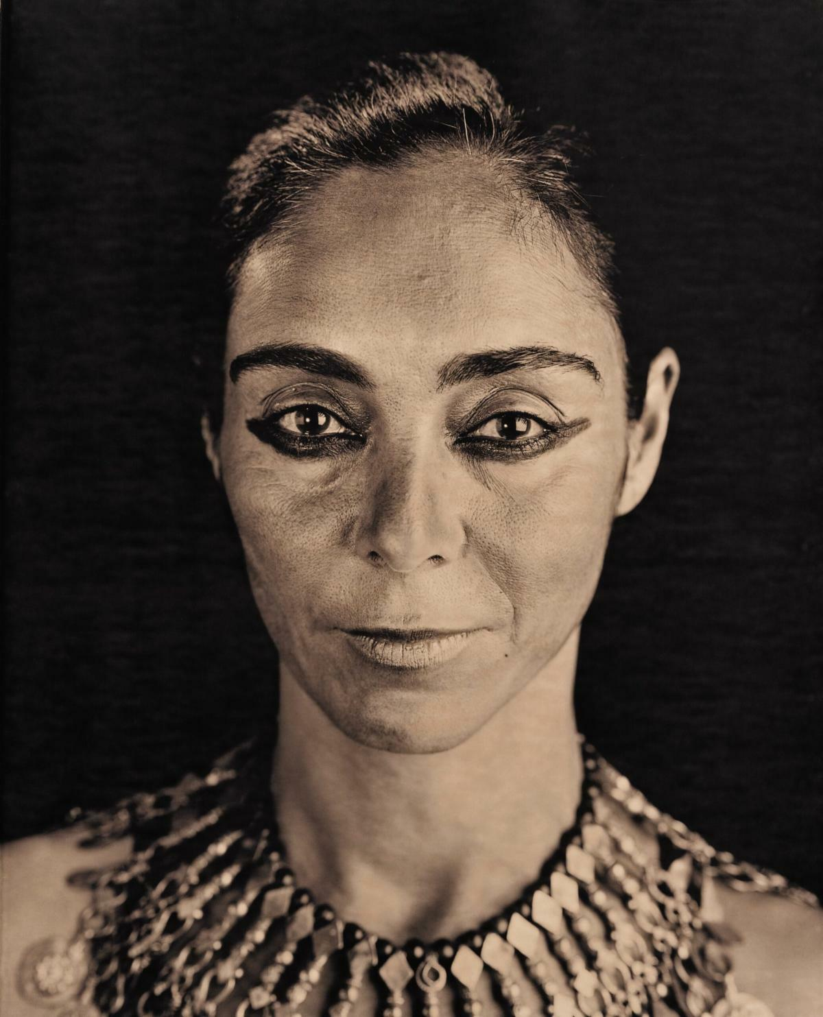Photographer and filmmaker Shirin Neshat.