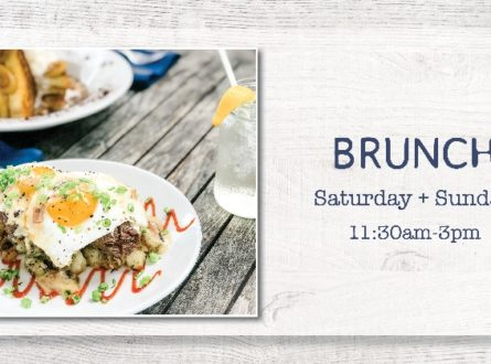 Brunch at Cowfish