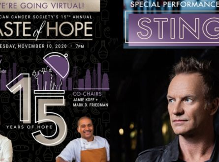 American Cancer Society's 15th Annual Taste of Hope