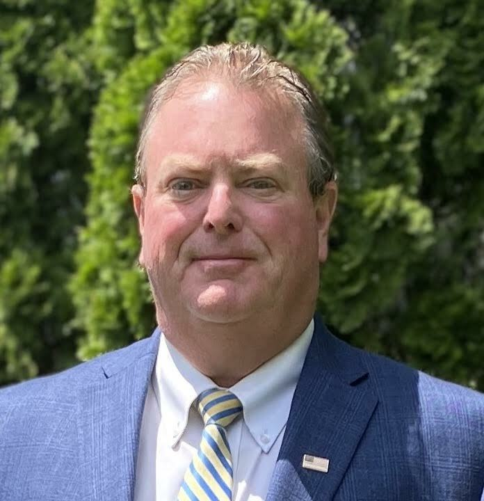 Patrick Gunn is running for Southampton Town Justice on the Republican line. COURTESY PAT GUNN