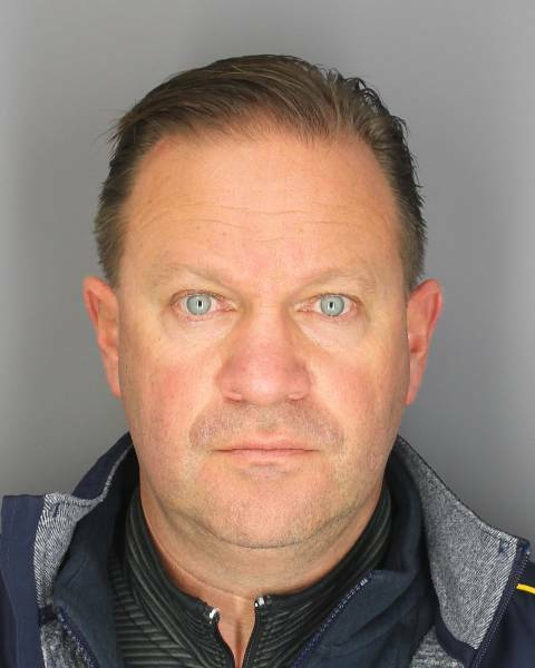 Patrick G. Bentivegna faces a felony charge after police said he falsified a building permit.