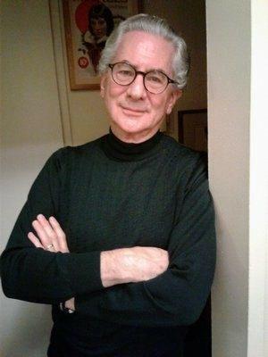 Author Jeffrey Sussman.