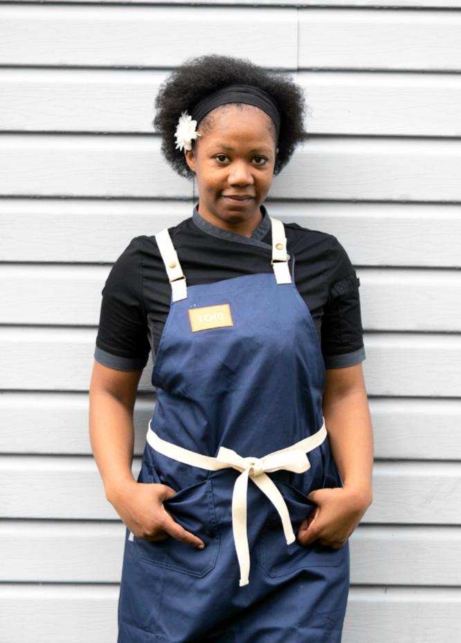 Pastry chef Jessica Craig.