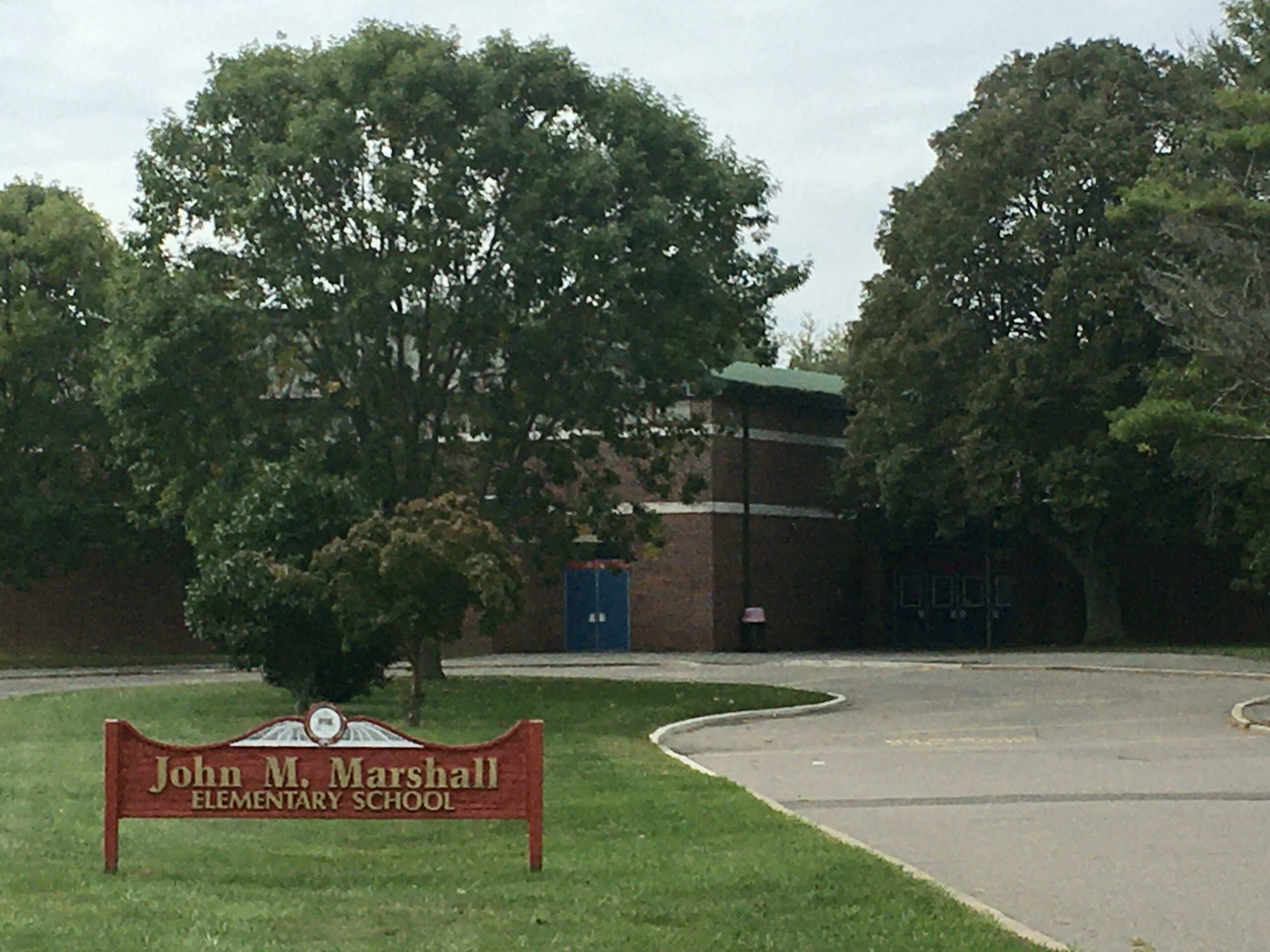 John Marshall Elementary School is seeing an increase in the number of students that are taking classes in-school, despite recent increases in COVID-19 case numbers.