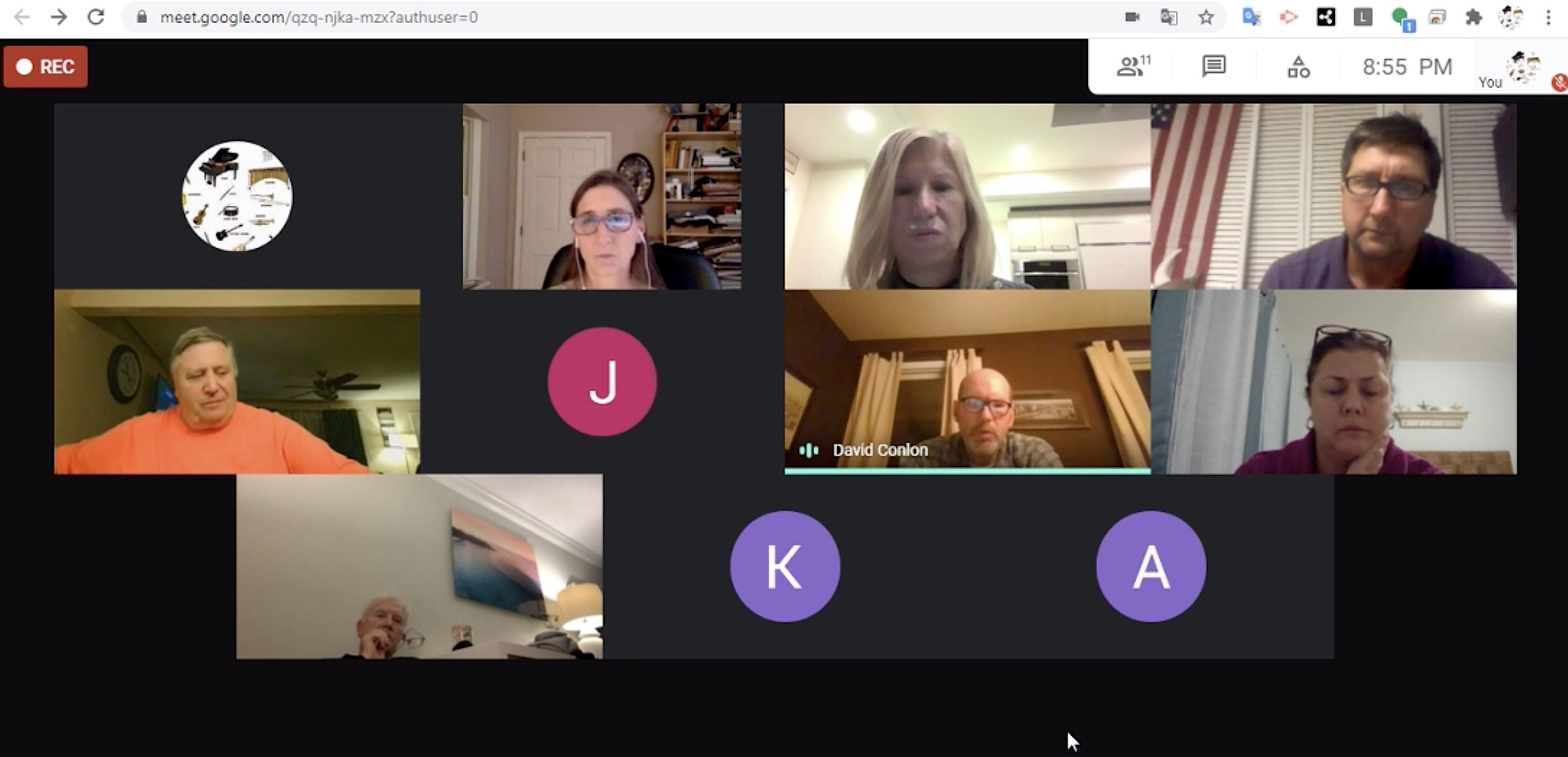 Springs Union Free School District Board of Education members discuss bringing more students back to school in phases, enhancing remote learning with live streaming and how these changes in the hybrid model will affect the budget at a November 2 work session.