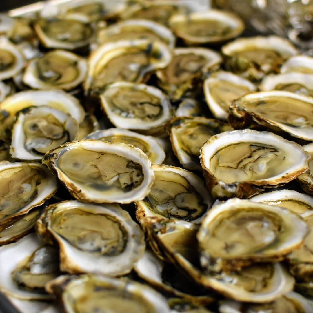 Oysters are on the menu this New Year's Eve at The Bell & Anchor restaurant in Noyac.