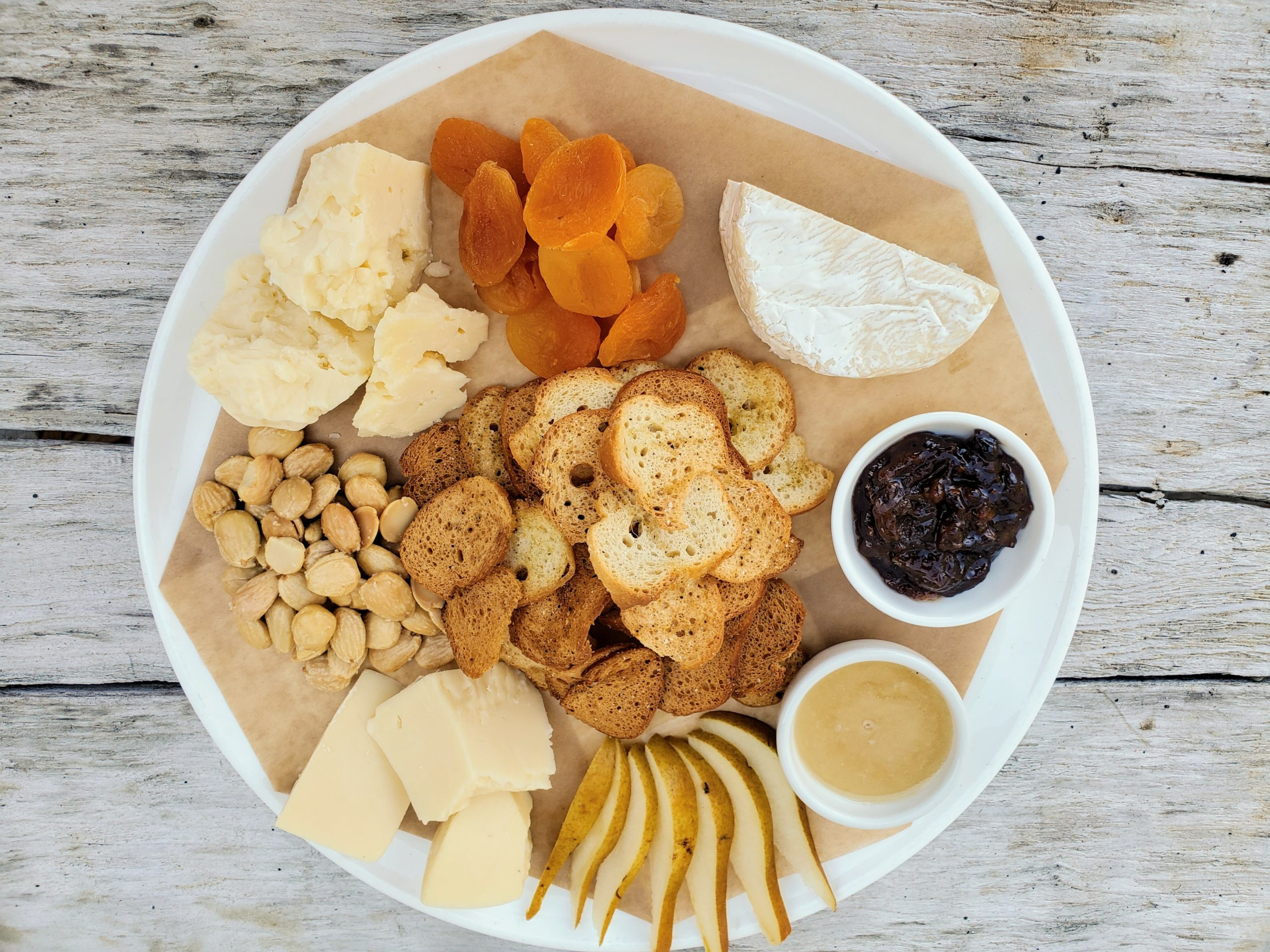 Nick & Toni's cheese board is available for Christmas Eve celebrations at home.