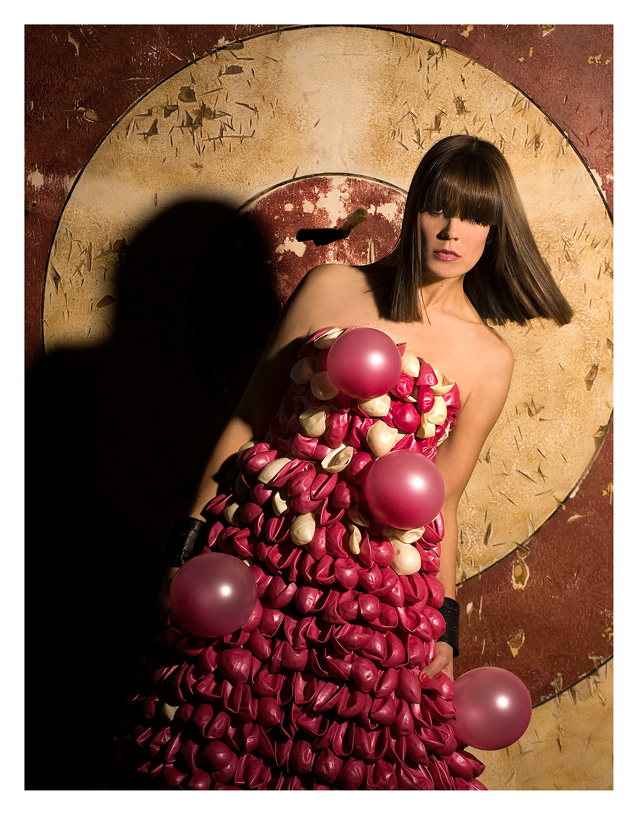 Lauren Lyons in one of her own photos.