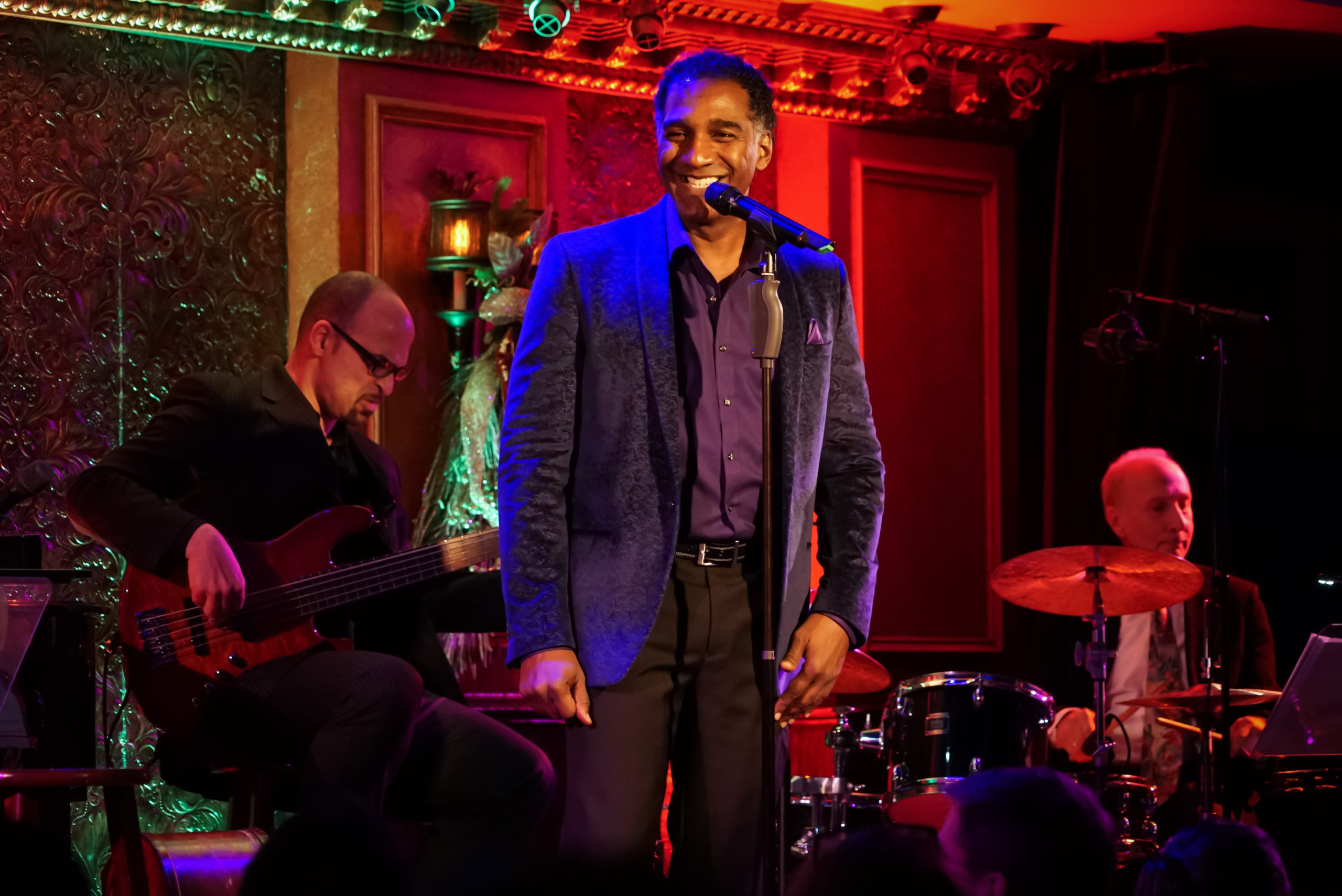 Who Is Bobby Lewis On Norm Lewis' Christmas Album 2021 In Concert With Norm Lewis 27 East