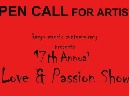 Love & Passion 2021 UNMASKED Artist Opportunity