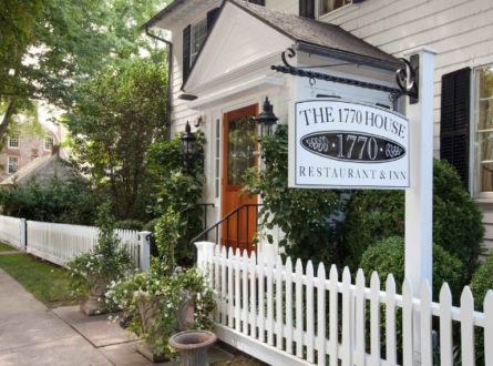 The 1770 House $55 2-Courses  & New Menus