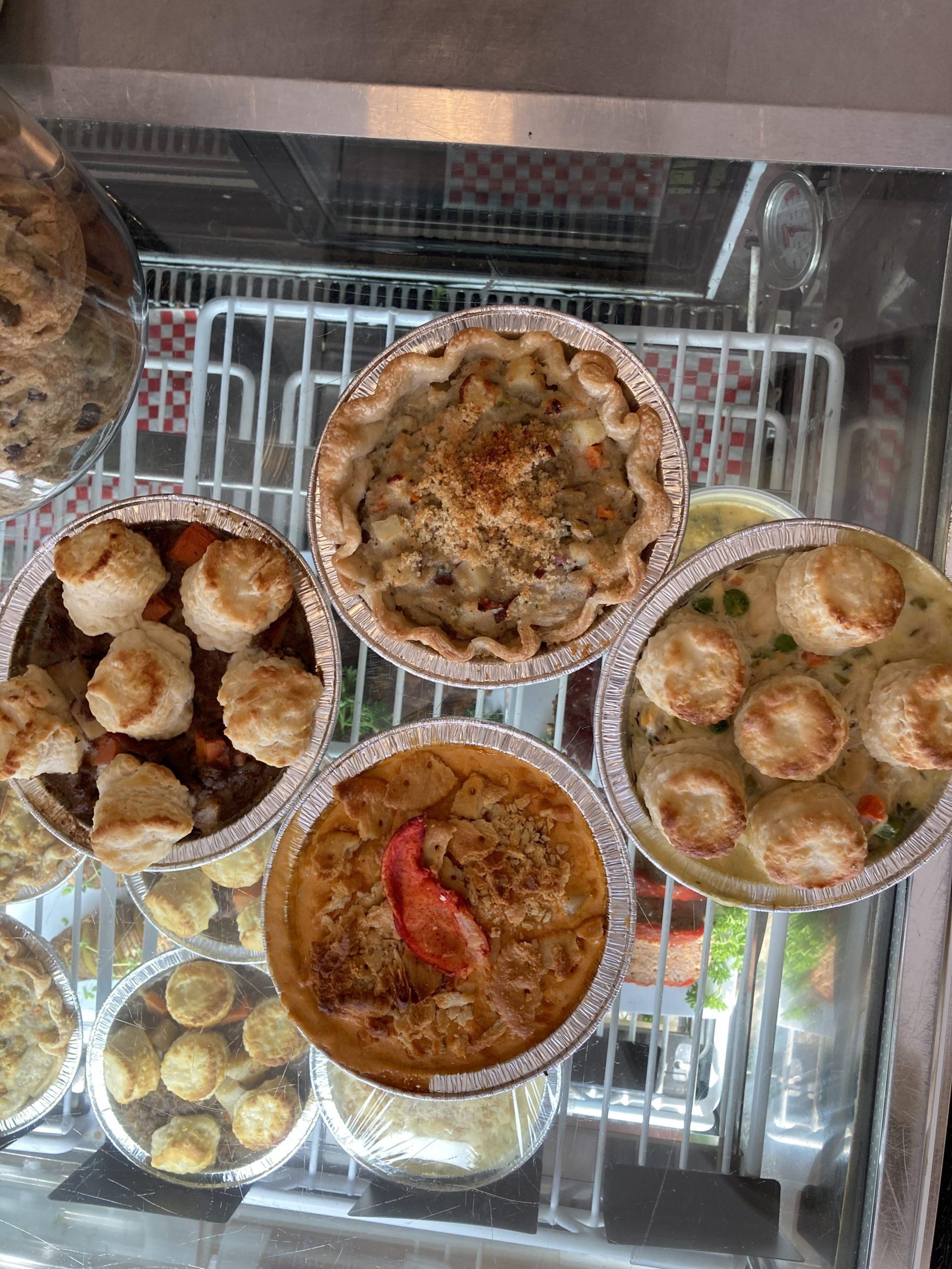 A selection of Bostwick's Market offerings.
