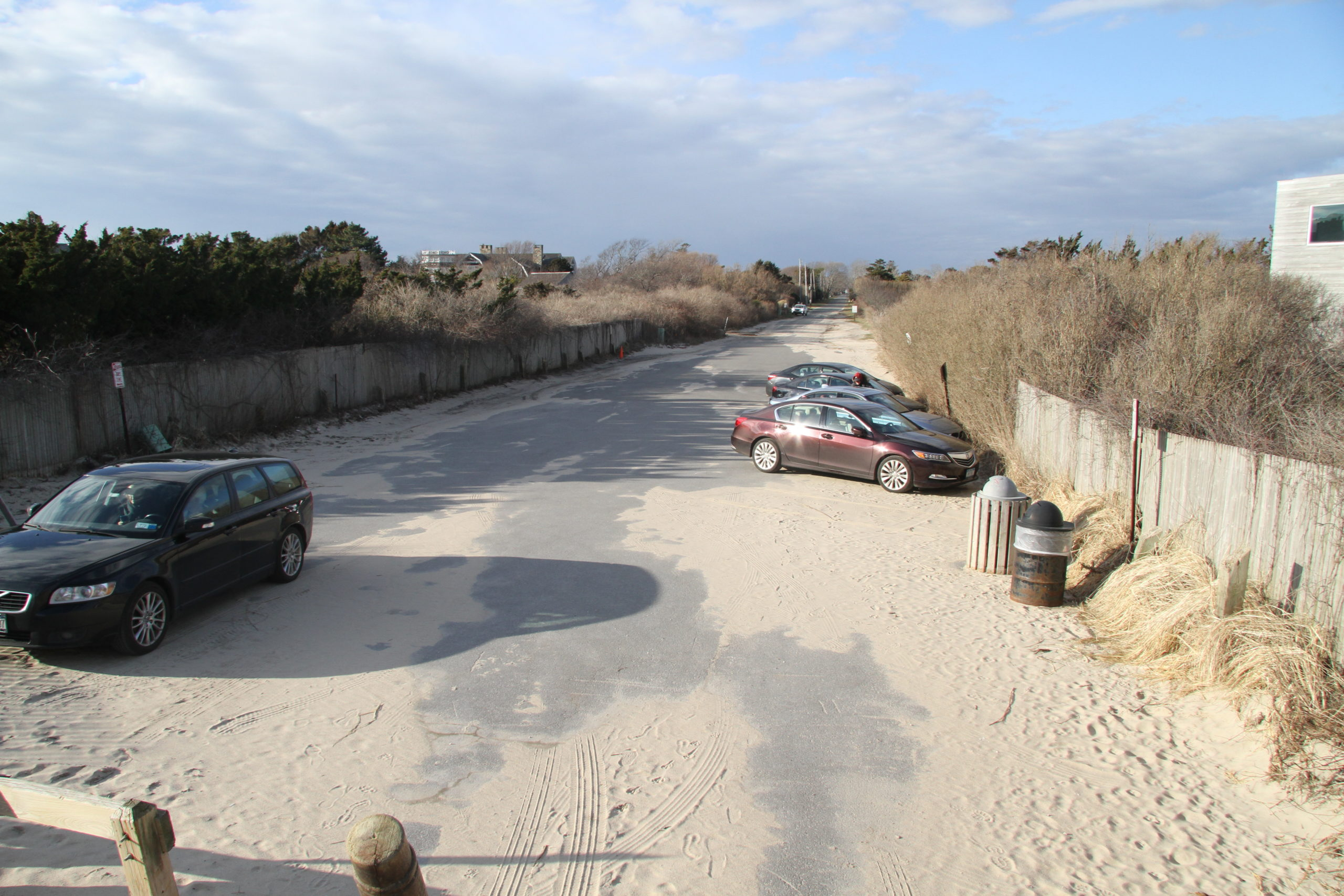 The East Hampton Town Trustees and East Hampton Town Board this week approved agreements to bring the power cable from the South Fork Wind Farm ashore at Beach Lane in Wainscott.