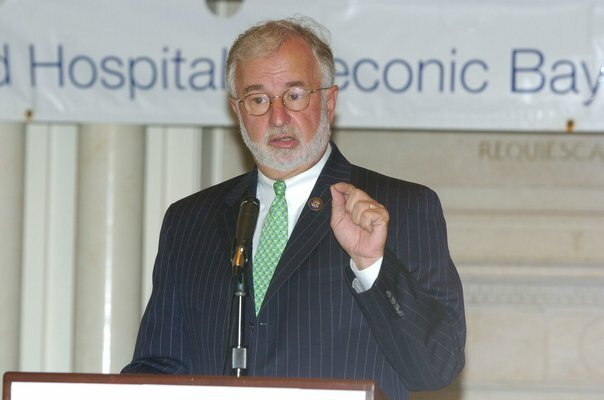 Former U.S. Representative Tim Bishop