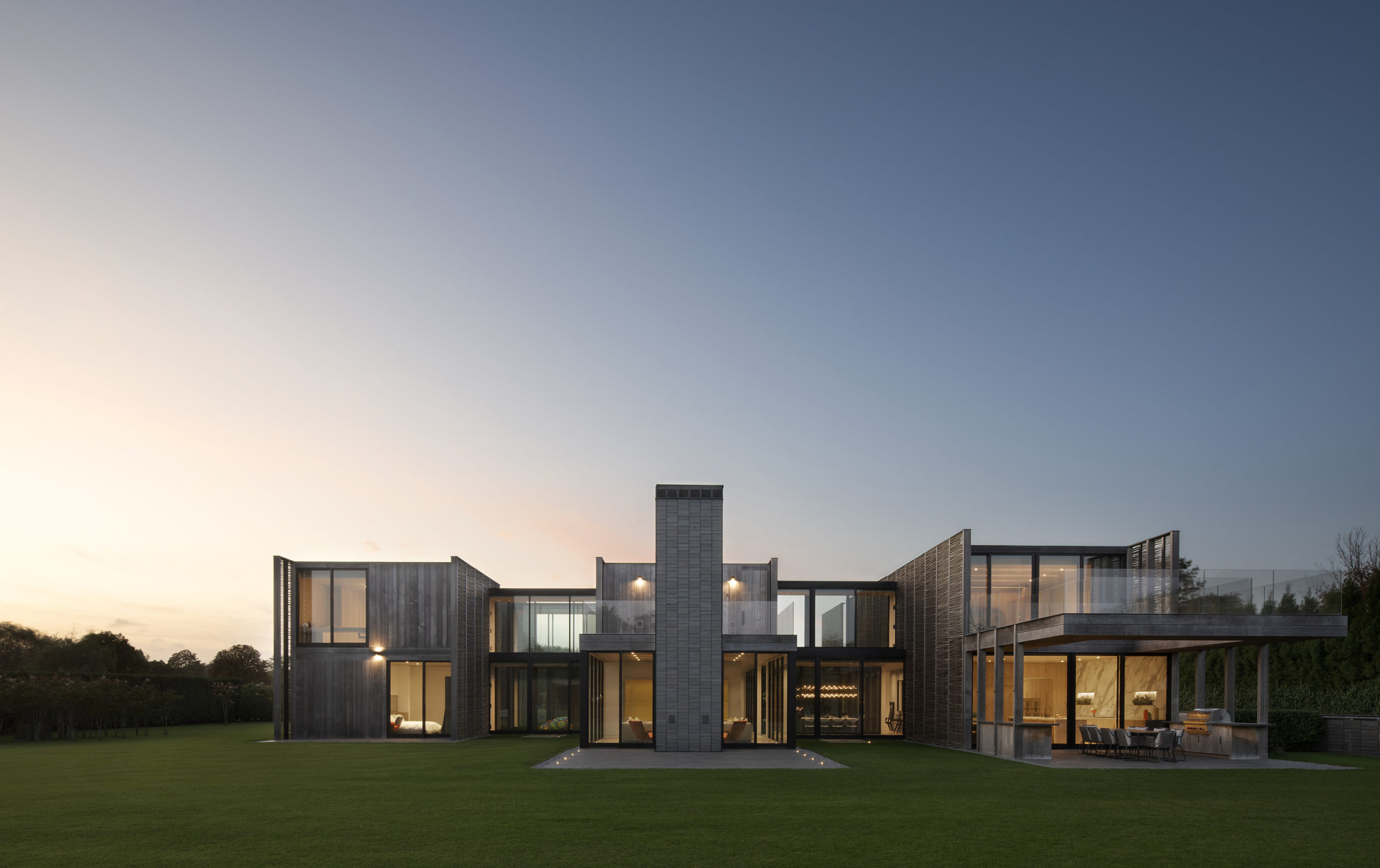 Sagg Farm in Sagaponack by Bates Masi + Architects won an Honor Award for architecture.