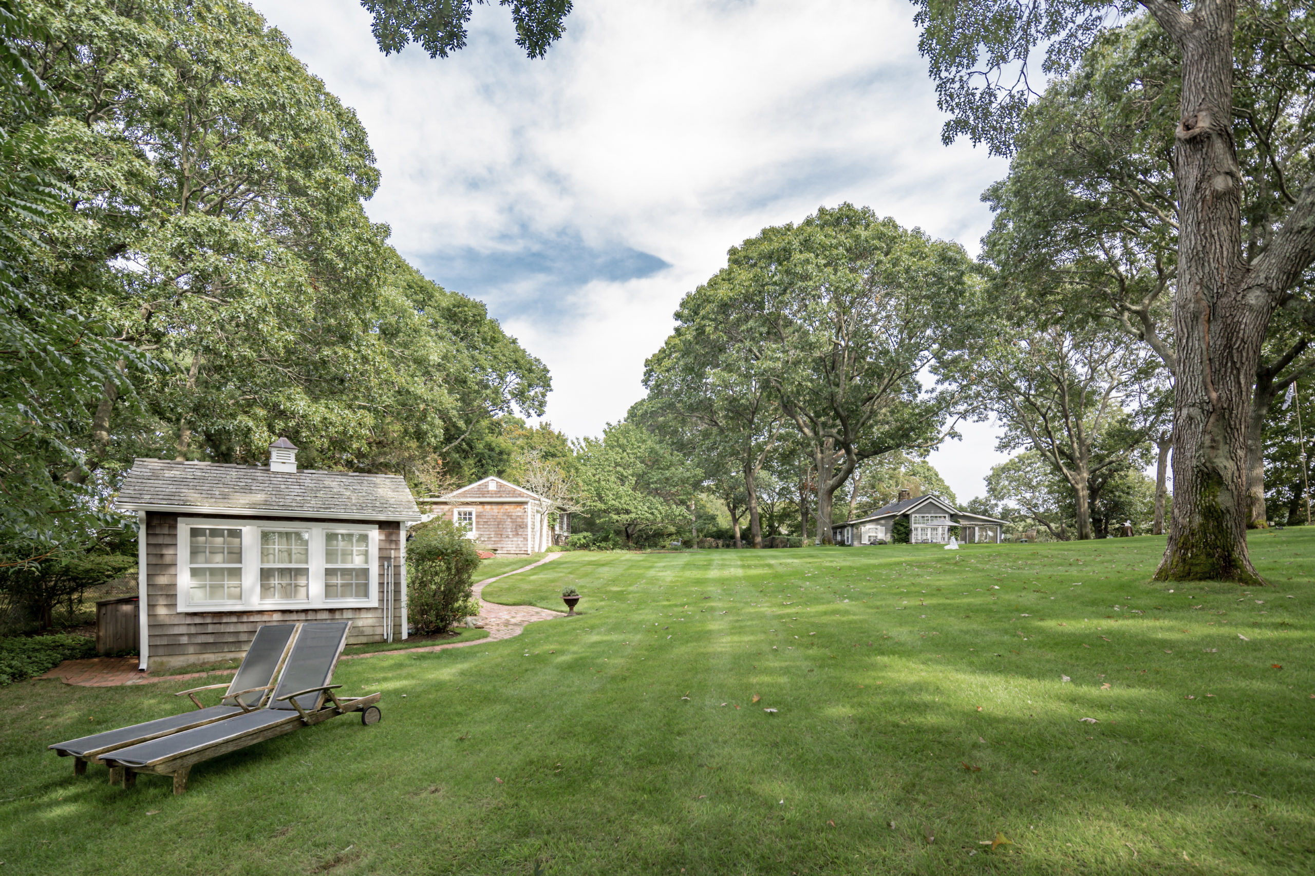 John Steinbeck's Sag Harbor home is on the market for $17.9M.              Gavin Zeigler for Sotheby's International Realty
