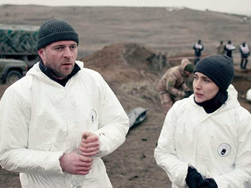 An image from the 2019 Ukranian film