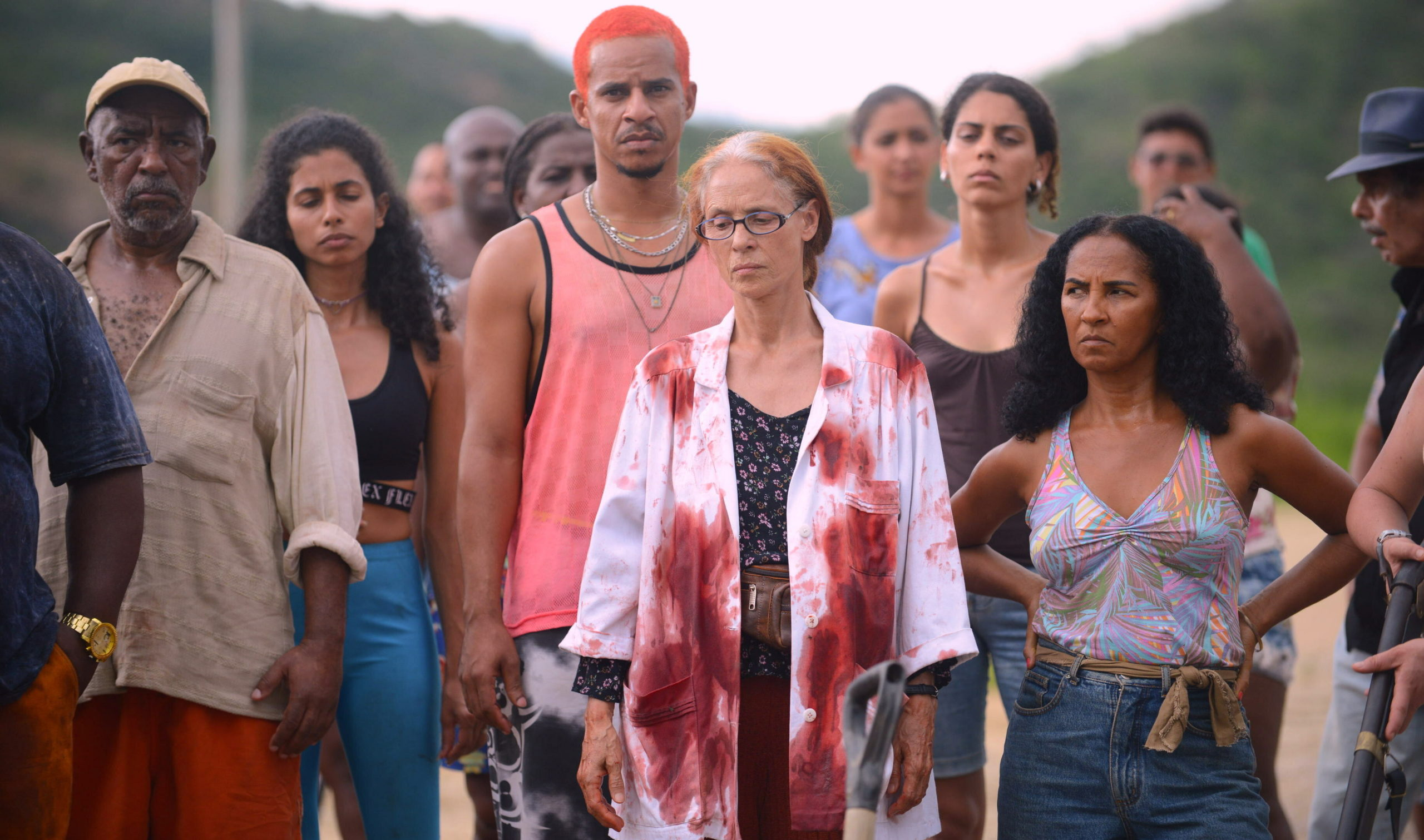 An image from the 2019 Brazilian/French film