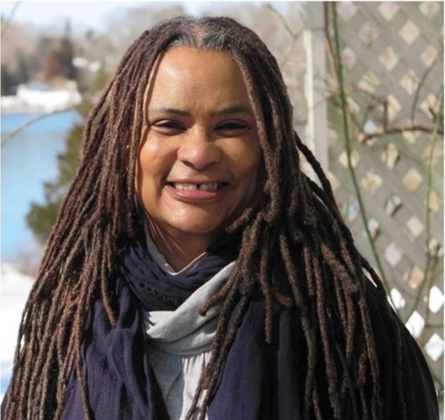 Donnamarie Barnes is a co-founder of the Plain Sight Project.