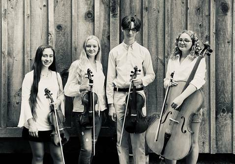Hampton Youth Quartet will perform at the Southampton Cultural Center.