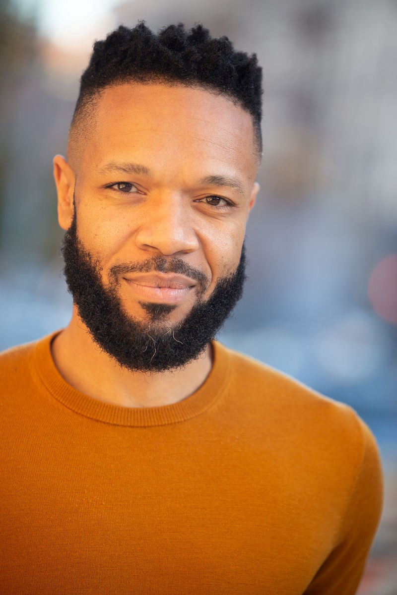 Actor Jason Veasey will appear in