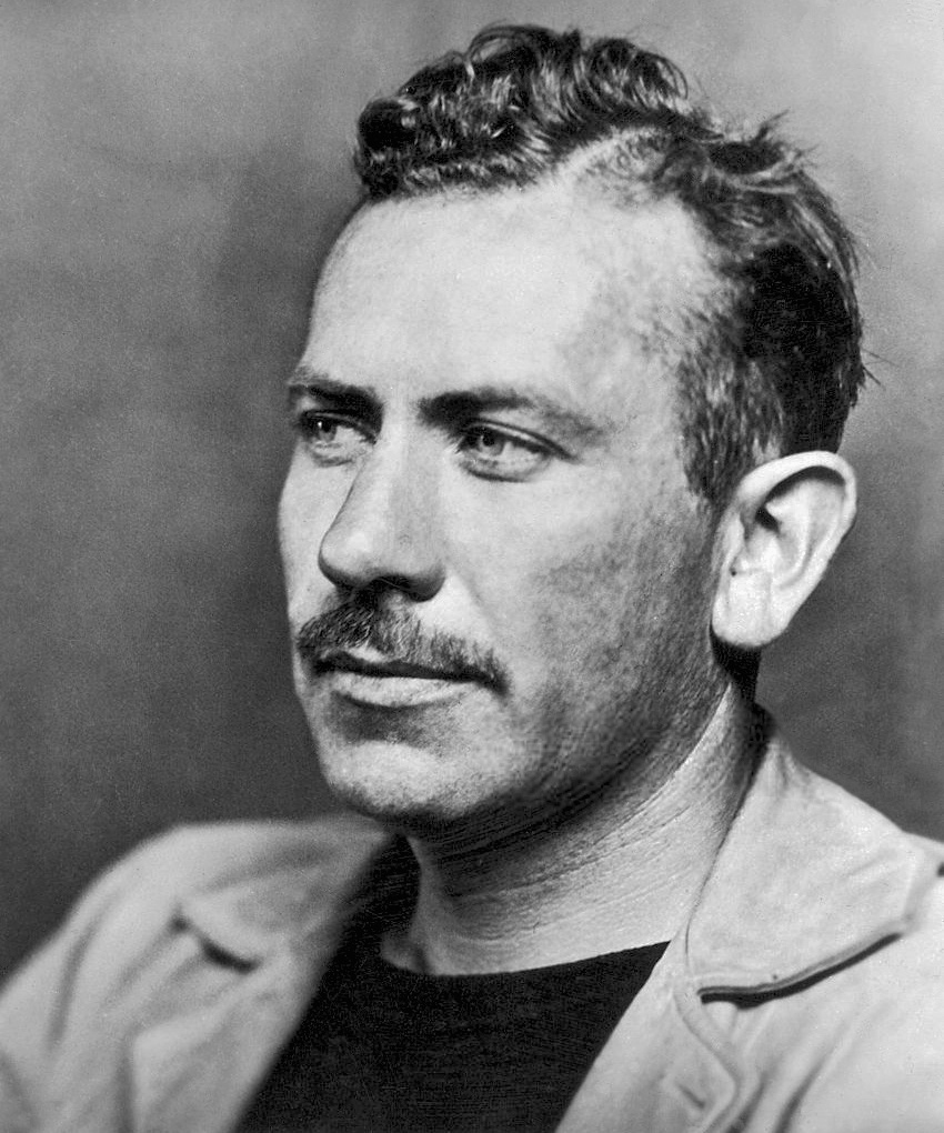 John Steinbeck in 1939.