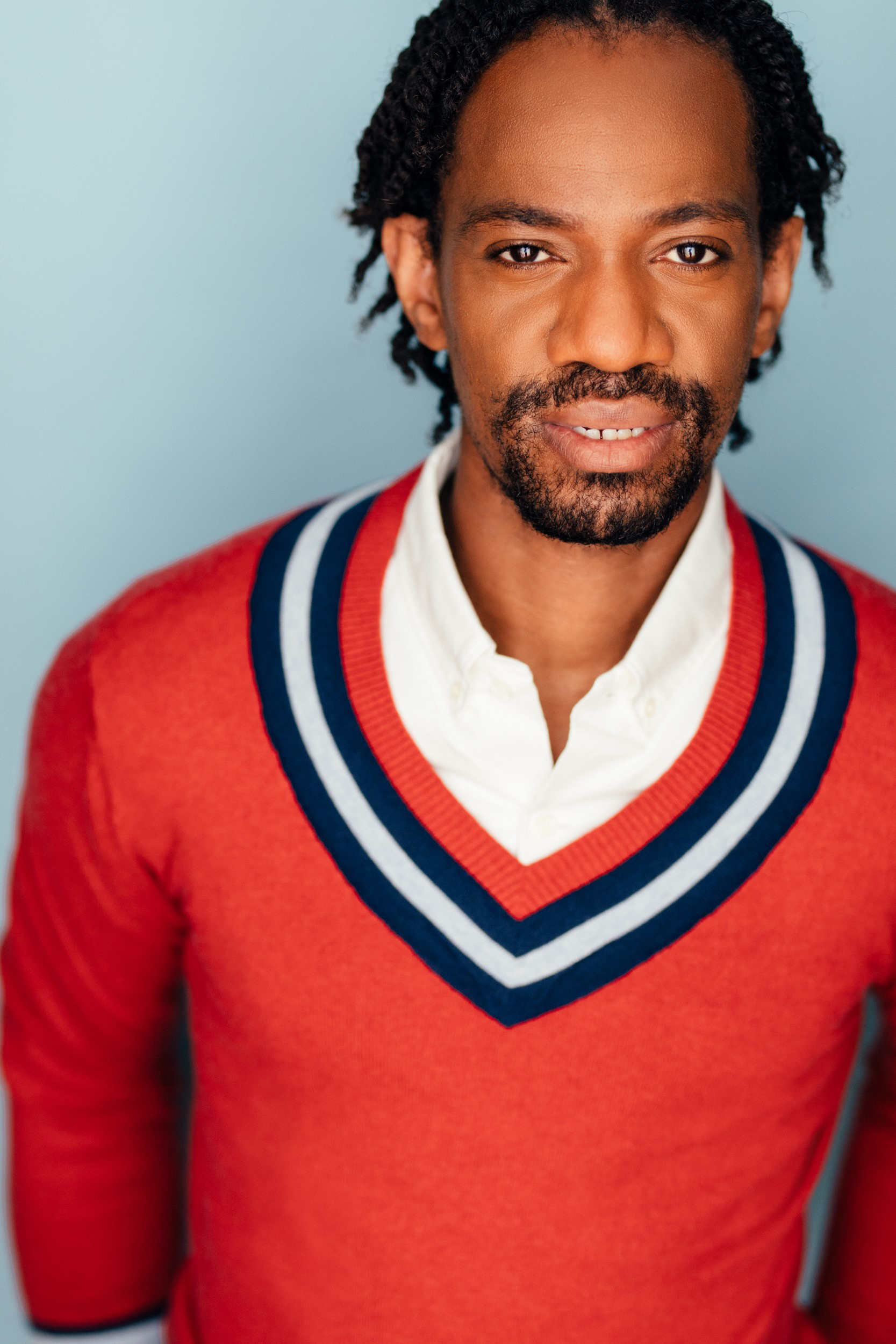 Reggie D. White has adapted and is directing the script for