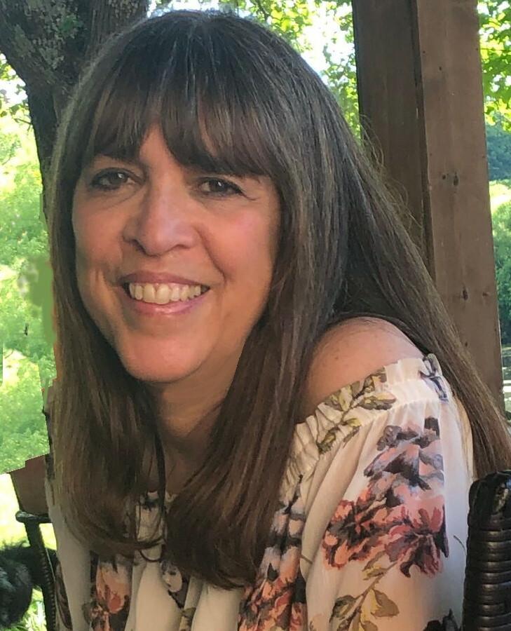 Sara Blue, volunteer leader and event director for Maureen's Haven and the Ellen Hermanson Foundation