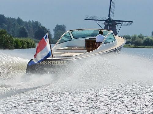 A luxury craft by Long Island Yachts
