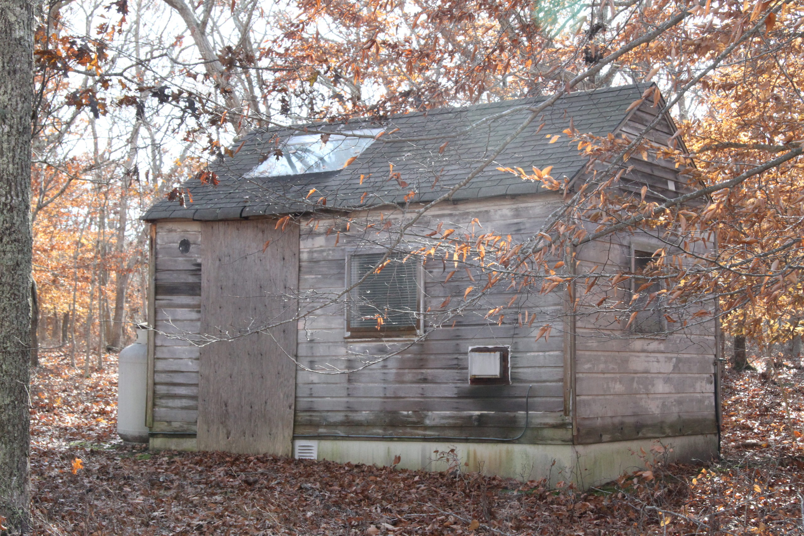 The studios that were used by artists James Brooks and Charlotte Park have crumbled in the years since the town purchased the property in 2013 and now officials are raising questions about how money that was raised for restoration and programming was spent.