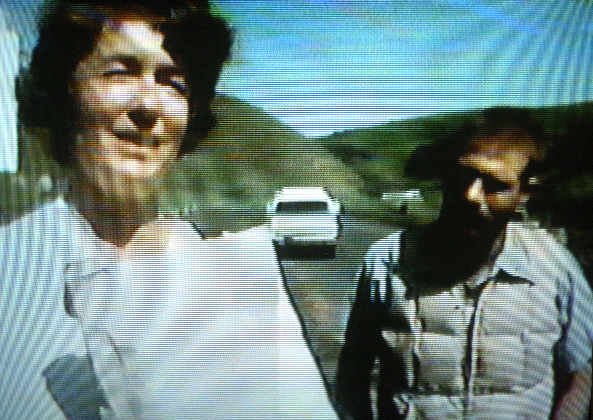 Former NBC investigative journalist Pat Lynch was undaunted by threats made against her in May 1978,while filming Synanon cult's property from a deserted public road in Marshall, California. She and her crew were confronted by armed men and women who held the journalists captive at gunpoint for three hours.
