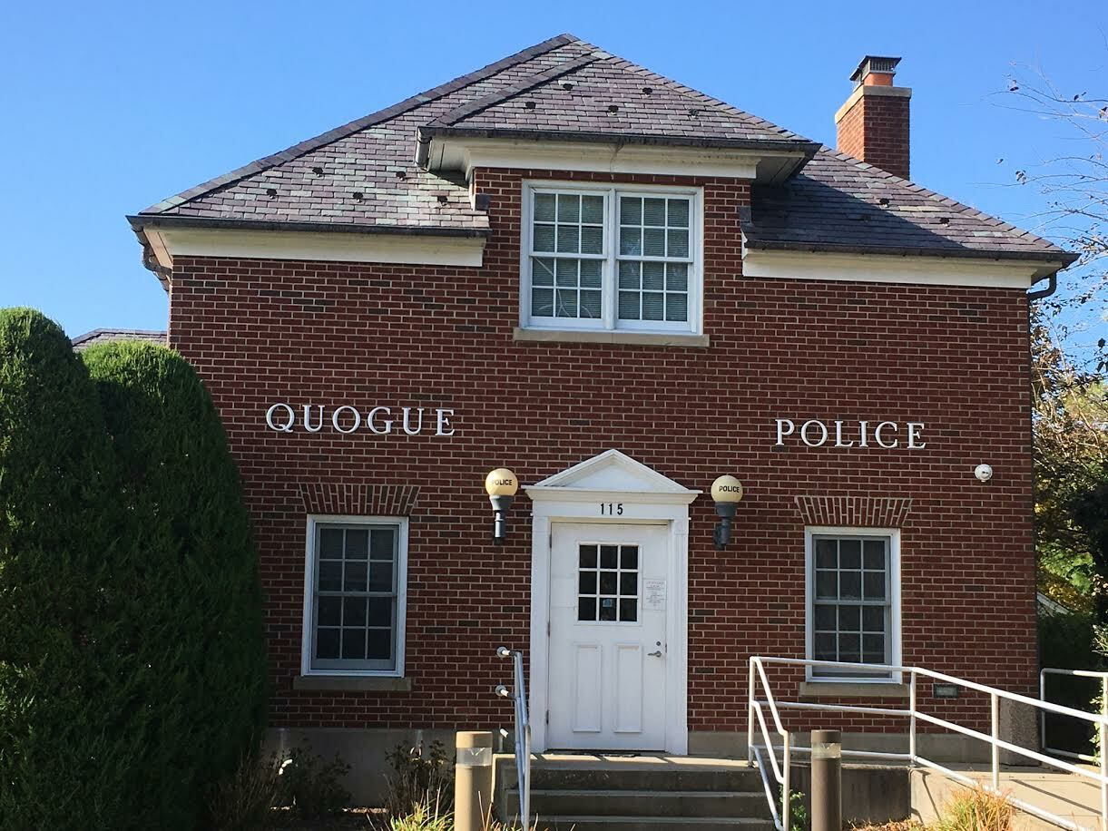 Quogue Village will hold a public hearing on its police reform plan next week.