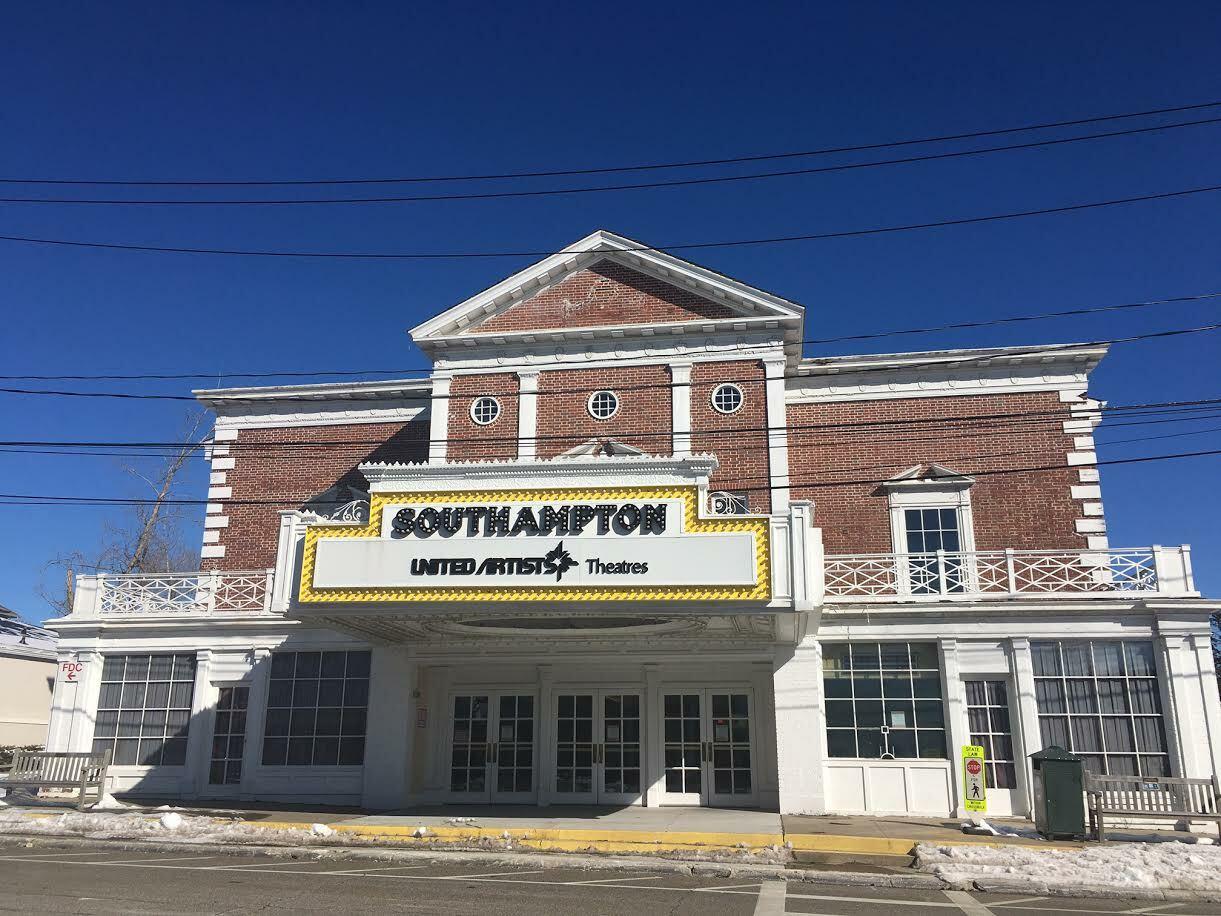 The Southampton Movie Theater