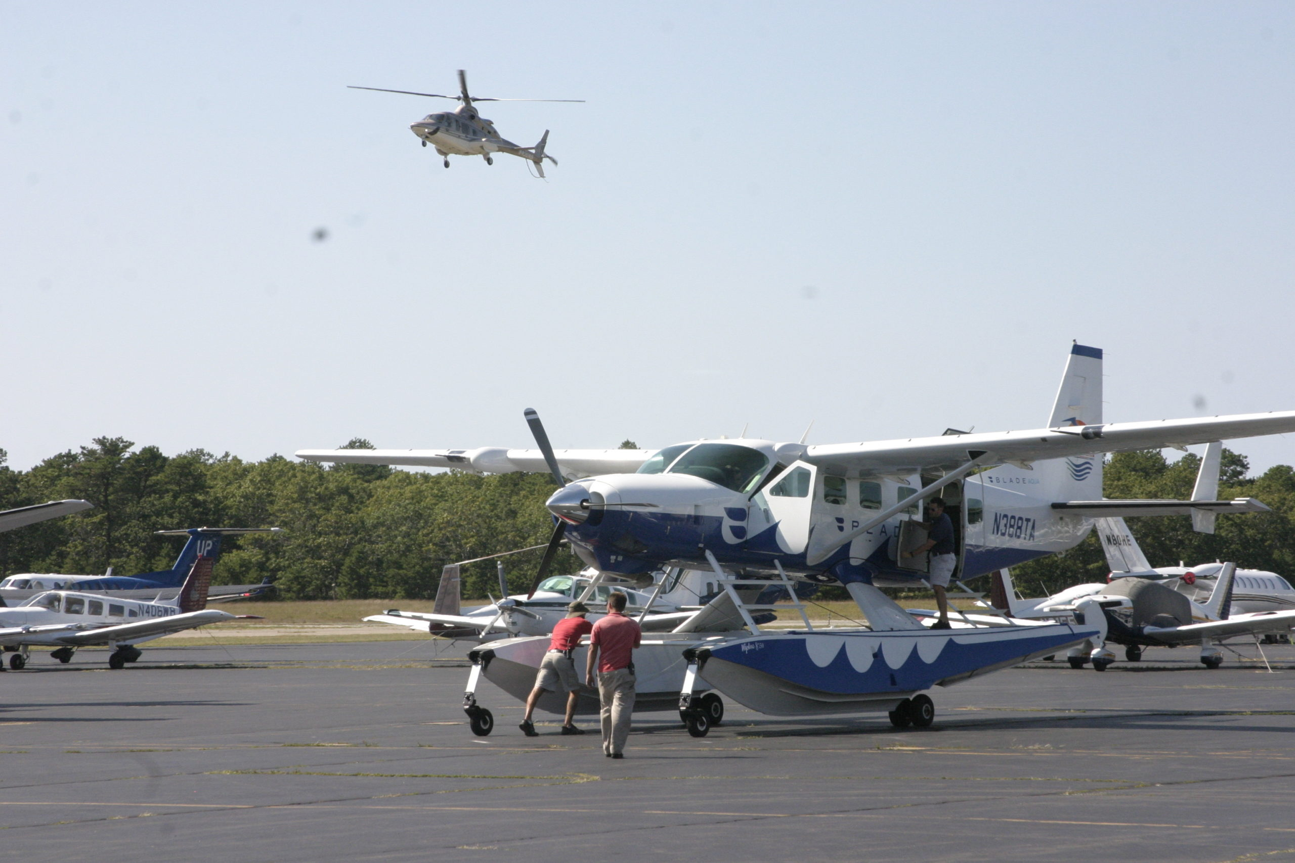 A pilots group is hoping to establish a firm set of rules for aircraft using East Hampton Airport that would demand curfews and adherence to pre-arranged flight paths, in hopes of tamping down the noise impacts on the airport.