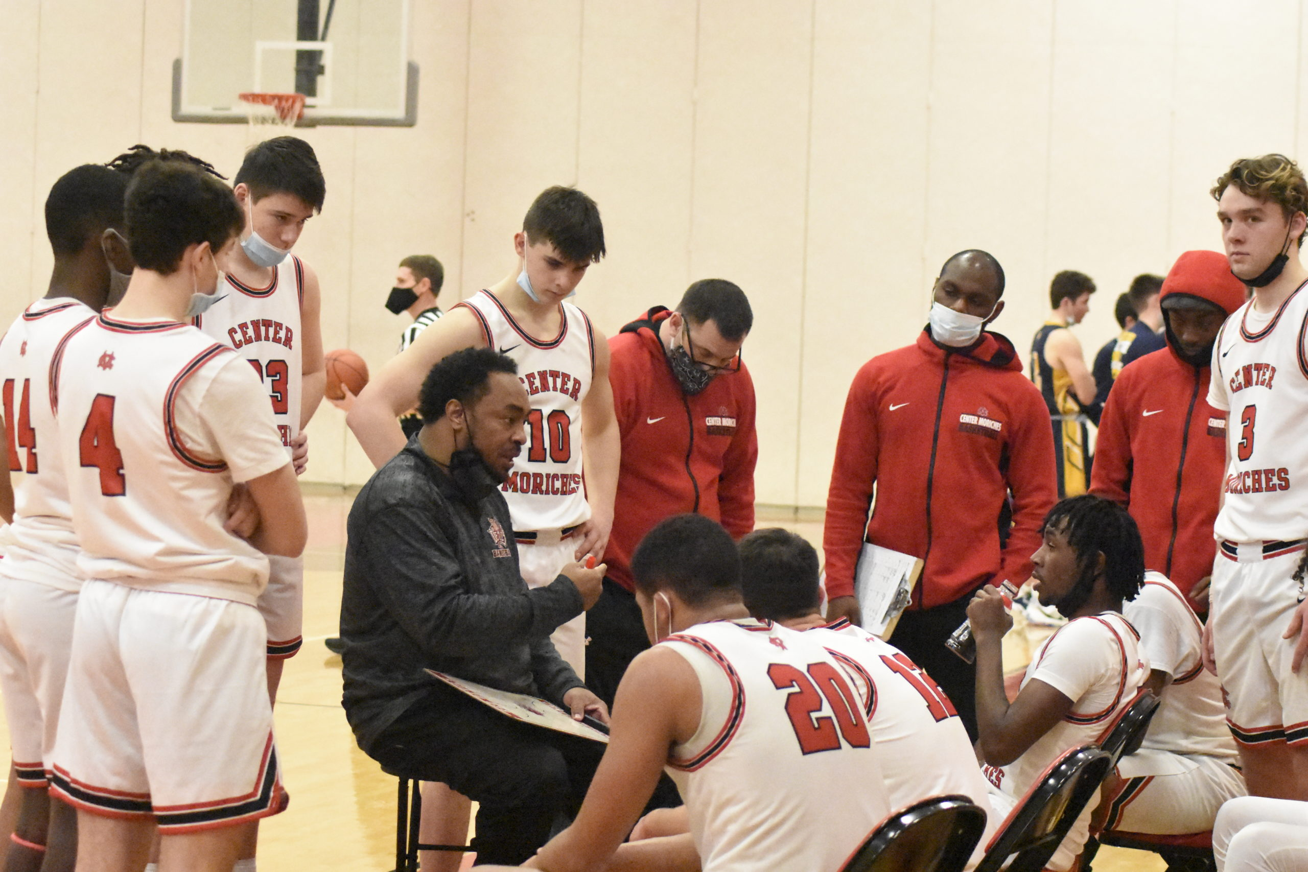 Nick Thomas once again led the Center Moriches boys basketball team to another successful season this winter.