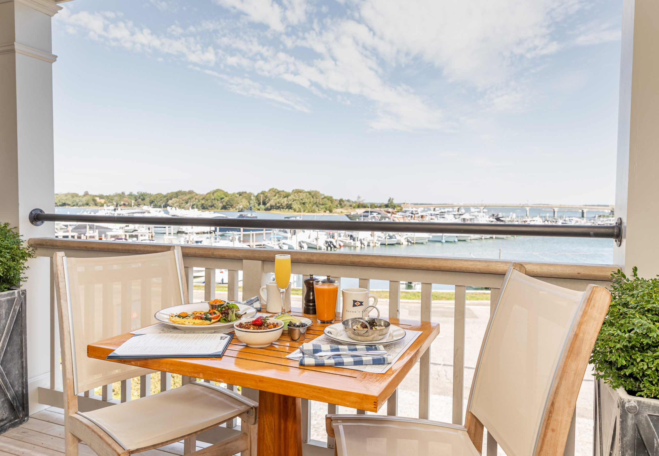 Baron's Cove in Sag Harbor is offering Easter dining specials.