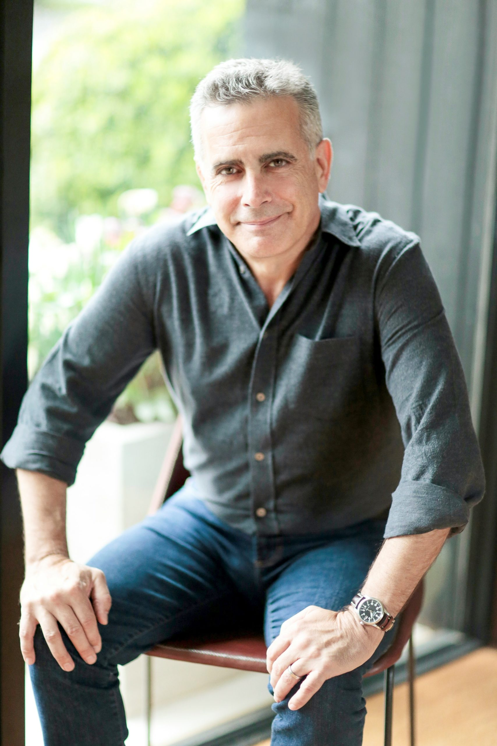Christopher LaGuardia is the managing principal and founder of the LaGuardia Design Group in Water Mill.