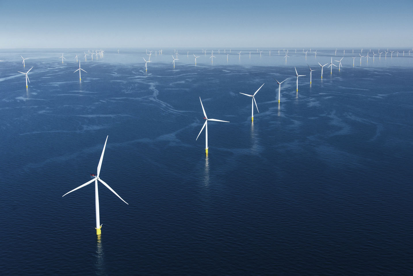The Biden Administration has said the waters off New York and New Jersey should be home to vast arrays of new offshore wind turbines, which it sees as both an economic and environmental boost to the U.S.