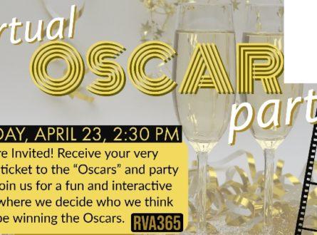 Virtual Oscar Party